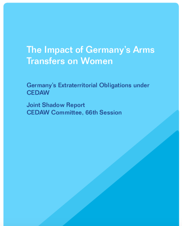 Germany CEDAW