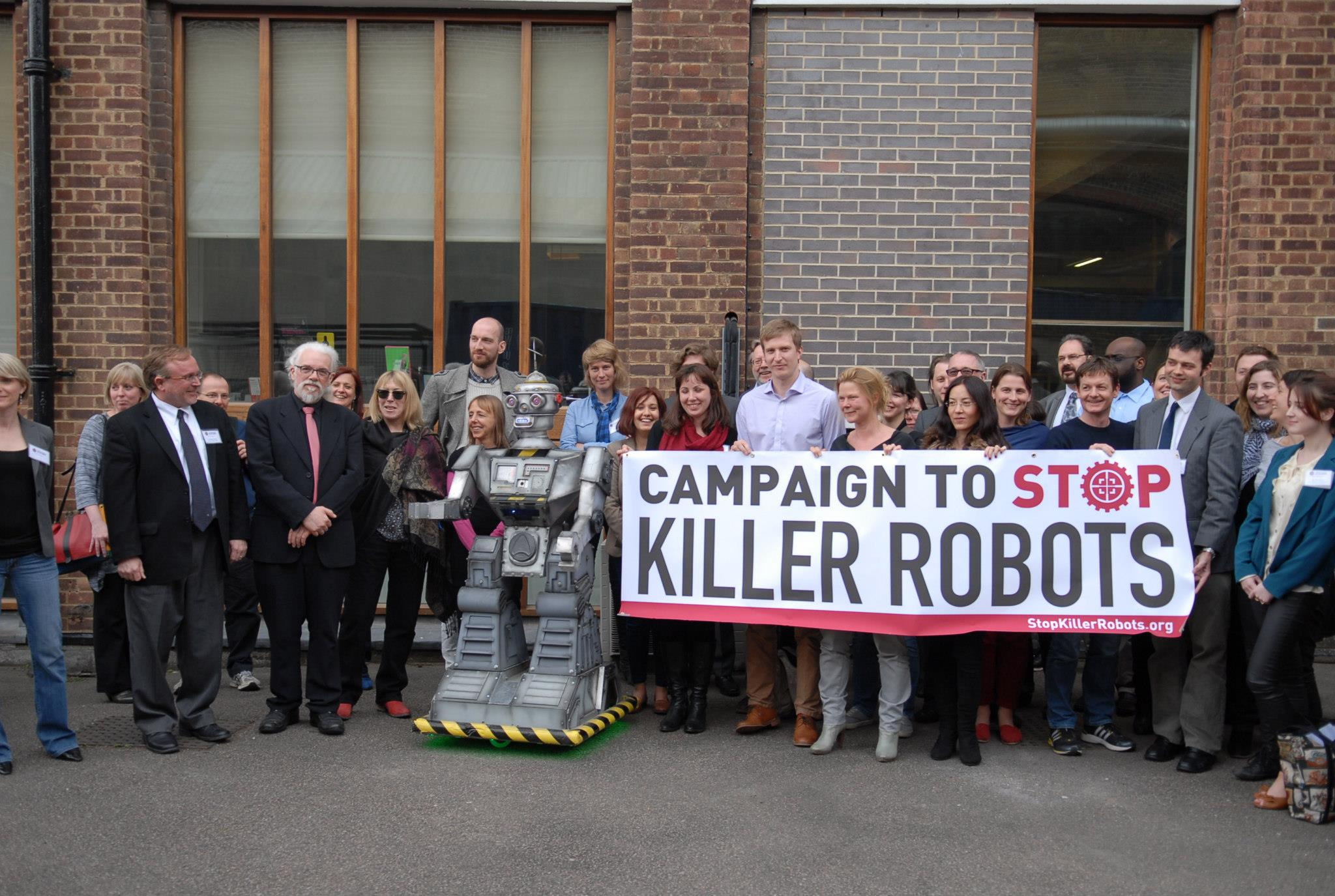 stopkillerrobots-launch