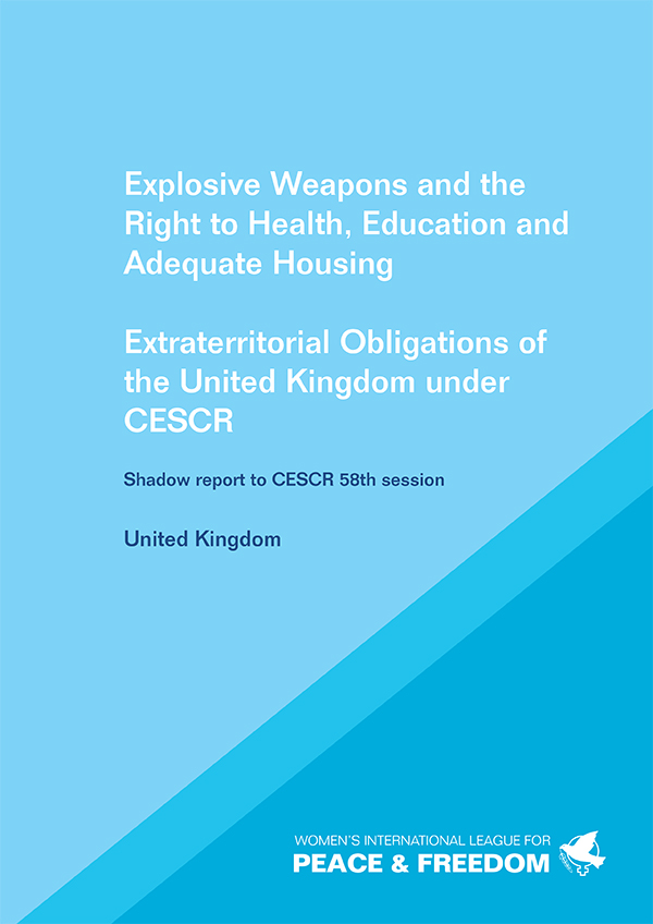 WILPF CESCR report UK